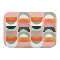 What Color Is The Moon - bath-mat - small view