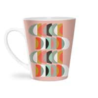 What Color Is The Moon - latte-mug - small view