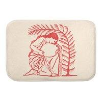 Where the Red Fern Grows - bath-mat - small view