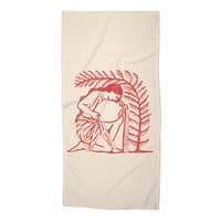 Where the Red Fern Grows - beach-towel - small view