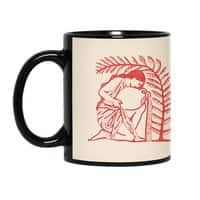 Where the Red Fern Grows - black-mug - small view