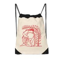 Where the Red Fern Grows - drawstring-bag - small view