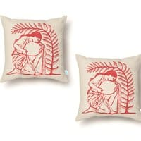 Where the Red Fern Grows - throw-pillow - small view