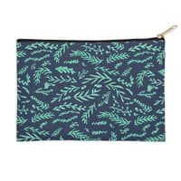Leaves A Plenty - zip-pouch - small view