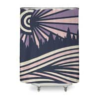 AUTUMN N/GHTS - shower-curtain - small view
