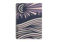 AUTUMN N/GHTS - spiral-notebook - small view