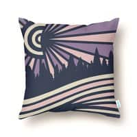AUTUMN N/GHTS - throw-pillow - small view