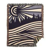 AUTUMN N/GHTS - woven-blanket - small view