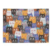 cats, cats, cats ..... - rug-landscape - small view