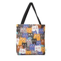 cats, cats, cats ..... - tote-bag - small view