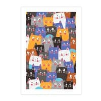cats, cats, cats ..... - vertical-print - small view