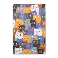 cats, cats, cats ..... - vertical-stretched-canvas - small view