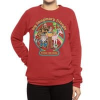 My Imaginary Friends - crew-sweatshirt - small view