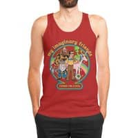 My Imaginary Friends - mens-jersey-tank - small view