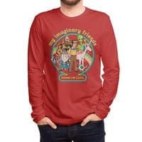 My Imaginary Friends - mens-long-sleeve-tee - small view
