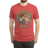 My Imaginary Friends - mens-triblend-tee - small view