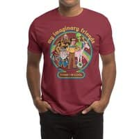 My Imaginary Friends - mens-regular-tee - small view