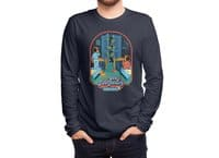 Don't Fall Asleep - mens-long-sleeve-tee - small view