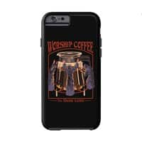 Worship Coffee - double-duty-phone-case - small view