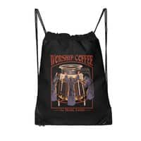 Worship Coffee - drawstring-bag - small view