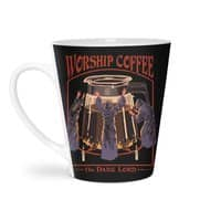 Worship Coffee - latte-mug - small view