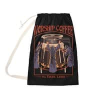 Worship Coffee - laundry-bag - small view