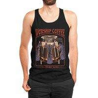 Worship Coffee - mens-jersey-tank - small view