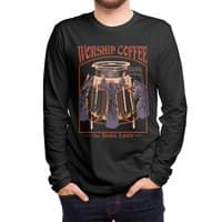 Worship Coffee - mens-long-sleeve-tee - small view
