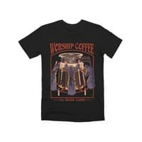Worship Coffee - mens-premium-tee - small view