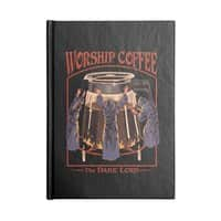 Worship Coffee - notebook - small view