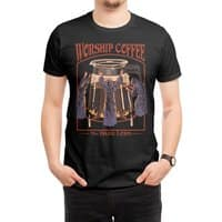 Worship Coffee - mens-regular-tee - small view