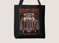 Worship Coffee - tote-bag - small view