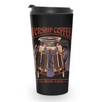 Worship Coffee - travel-mug - small view