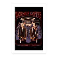 Worship Coffee - vertical-print - small view