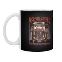 Worship Coffee - white-mug - small view