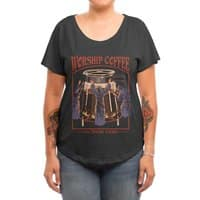 Worship Coffee - womens-dolman - small view