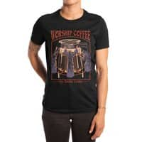 Worship Coffee - womens-extra-soft-tee - small view