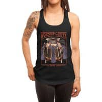 Worship Coffee - womens-racerback-tank - small view