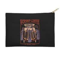 Worship Coffee - zip-pouch - small view