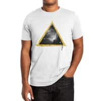 Cosmos Pyramid - mens-extra-soft-tee - small view