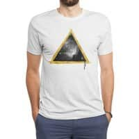 Cosmos Pyramid - mens-triblend-tee - small view