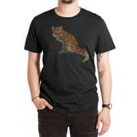 The Fox Leaves at Midnight - mens-extra-soft-tee - small view