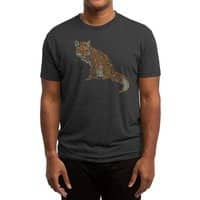 The Fox Leaves at Midnight - mens-triblend-tee - small view