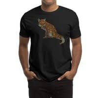 The Fox Leaves at Midnight - mens-regular-tee - small view