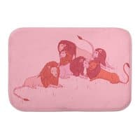 Gay Pride - bath-mat - small view
