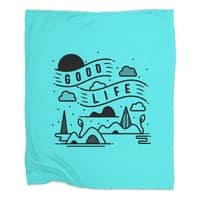Good Life - blanket - small view
