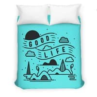 Good Life - duvet-cover - small view