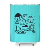 Good Life - shower-curtain - small view