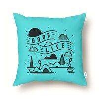Good Life - throw-pillow - small view