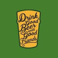 Good Beer, Good Friends - small view